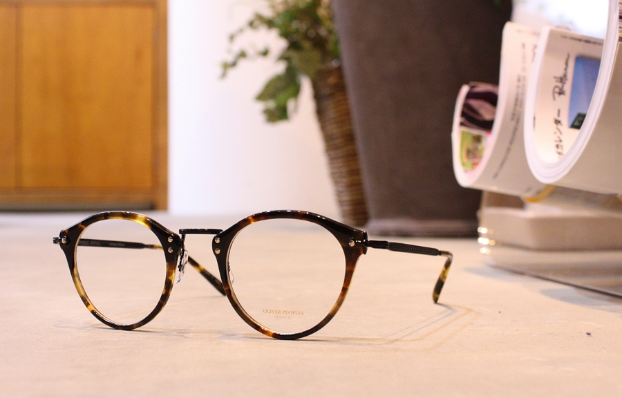「OLIVER PEOPLES OP-505 Limited Edition 雅」_f0208675_18512882.jpg