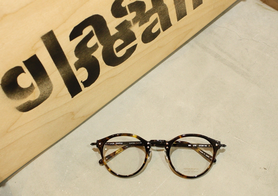「OLIVER PEOPLES OP-505 Limited Edition 雅」_f0208675_1852010.jpg