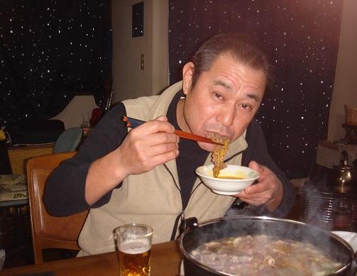 ★新年釣り歩きじゃぁ~無く~食べ歩き★_e0147297_1418777.jpg