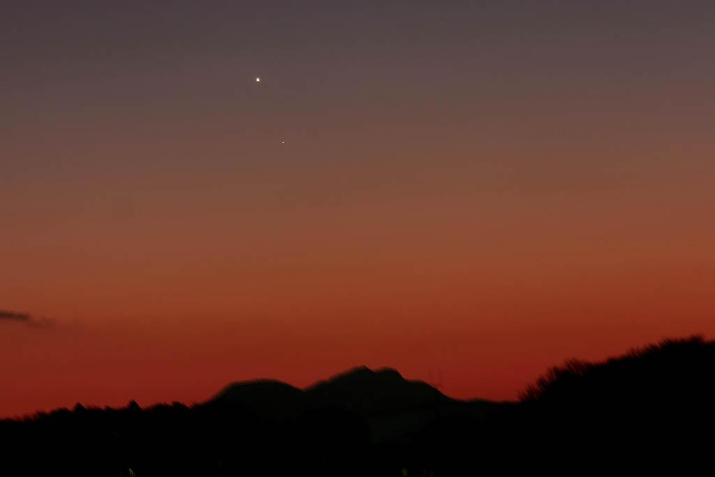 メジロ/シメ/シロハラ/ラブジョイ彗星/月・木星/金星&彗星/太陽面_b0024798_8382255.jpg