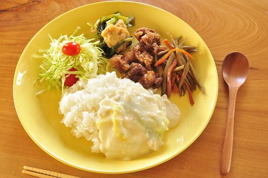 常備菜で息子の昼ごはん_b0171098_16204362.jpg