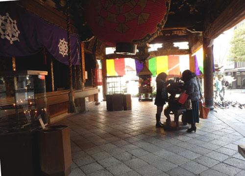 西国三十三ヶ寺 の内 六角堂_e0048413_2203523.jpg