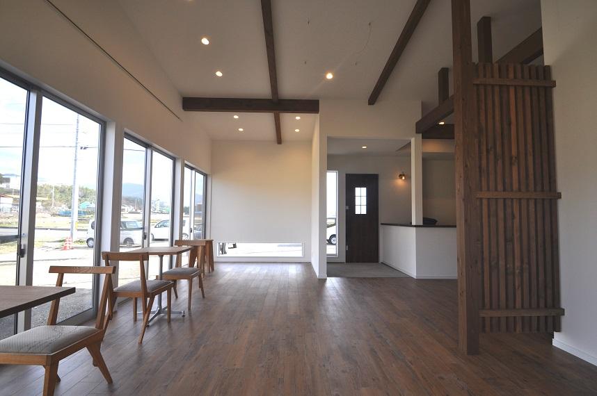 別荘チックな家_e0028417_18433577.jpg