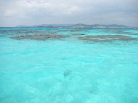 キレイな海で体験ダイビング☆_a0189838_2311754.jpg