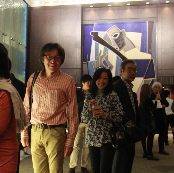 番外編⑤帰国日記@ベルリン 2013年秋 東京公演 (11/2)_c0180686_05085620.jpg