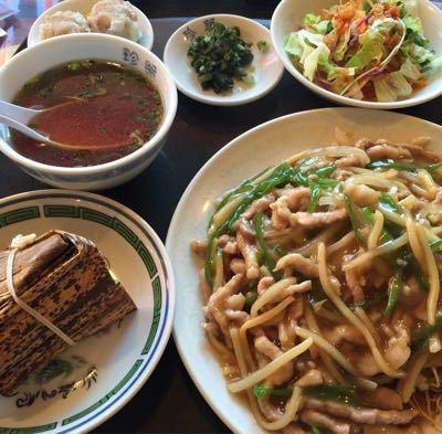 中華料理店で、_f0144003_21433943.jpg