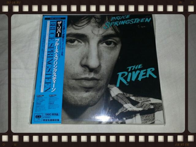BRUCE SPRINGSTEEN / THE RIVER 紙ジャケ_b0042308_15124482.jpg