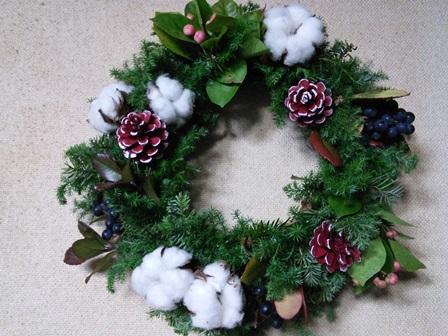 12月のレッスン~クリスマス編_d0227610_22390682.jpg