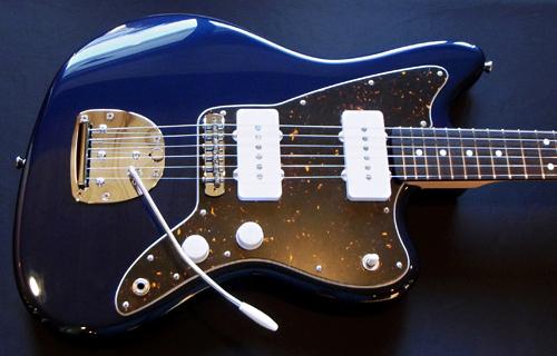 「Biscay Blue MetallicのPsychomaster 1本目」が完成!_e0053731_1363637.jpg