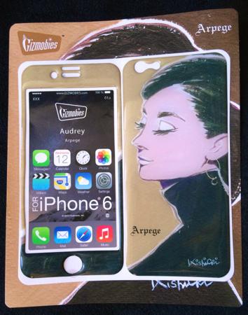 Arpege(アルページュ)iPhone6モバイルプロテクター_f0164187_1331547.jpg