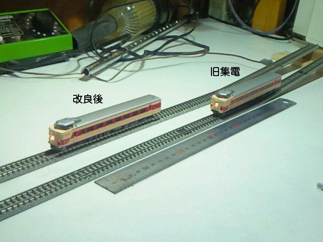 TOMIX 旧集電方式の改良 2_a0335489_20543481.jpg