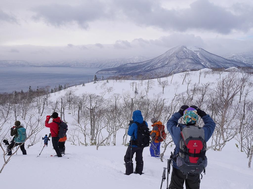紋別岳と748mP、1月11日-速報版-_f0138096_15419100.jpg