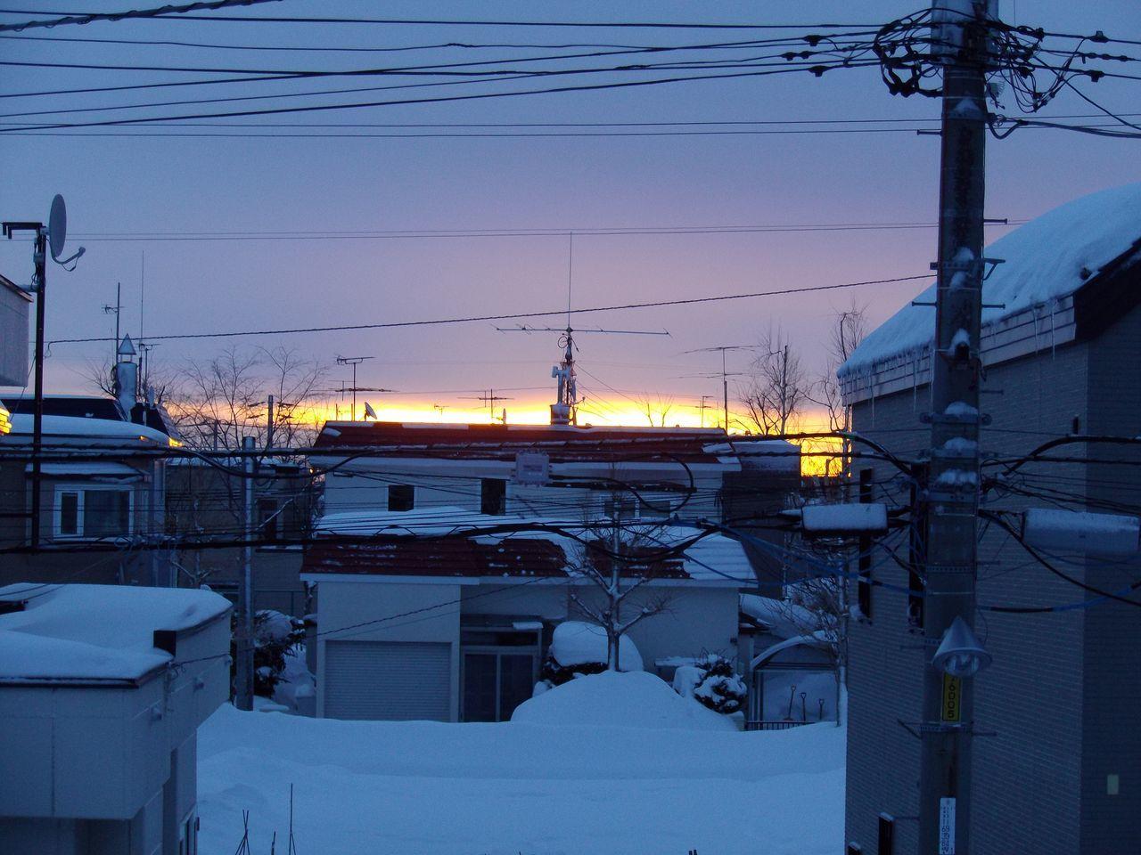 日の出の瞬間だけの太陽観察_c0025115_19485266.jpg