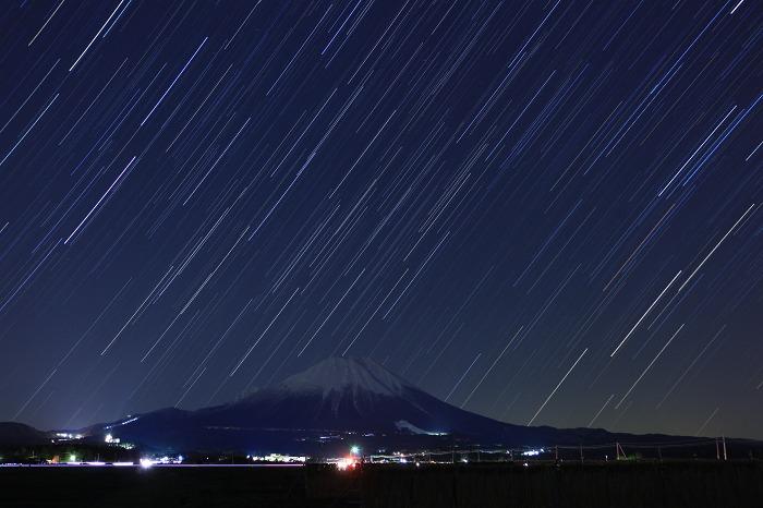 大山の夜_a0294534_16175519.jpg