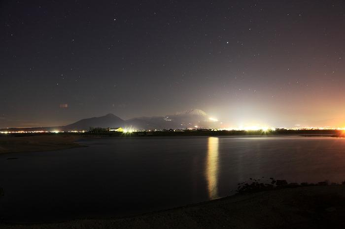 大山の夜_a0294534_1662033.jpg