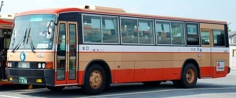 神姫バス 三菱KC-MP617MT +三菱_e0030537_2293454.jpg