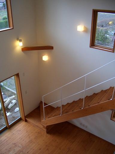 楽しい家づくり リビングイン階段_b0146238_23451100.jpg