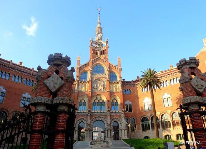 スペイン旅行記 20  バルセロナのモデルニスモ建築_a0092659_17375771.jpg