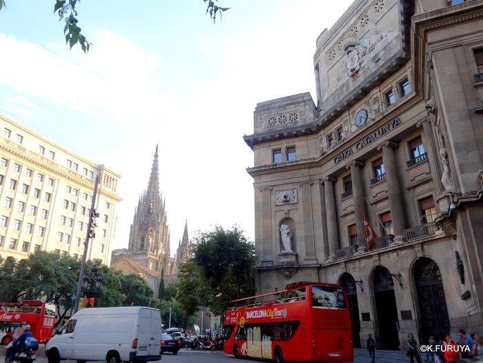 スペイン旅行記 20  バルセロナのモデルニスモ建築_a0092659_21484319.jpg