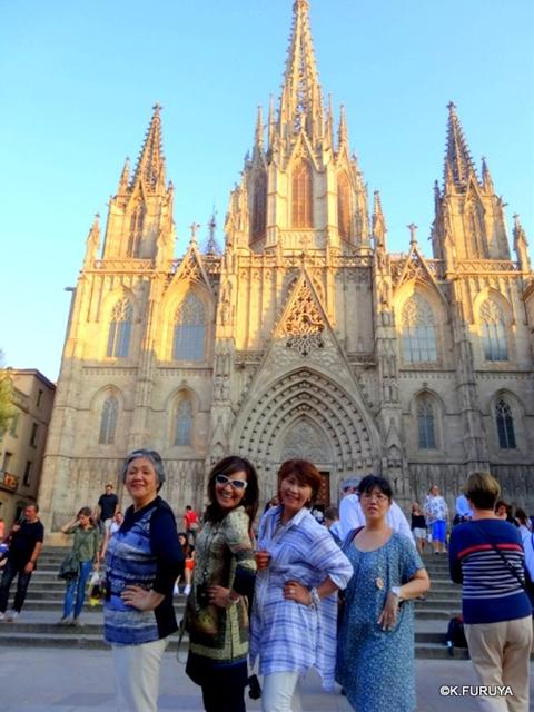 スペイン旅行記 20  バルセロナのモデルニスモ建築_a0092659_21572246.jpg