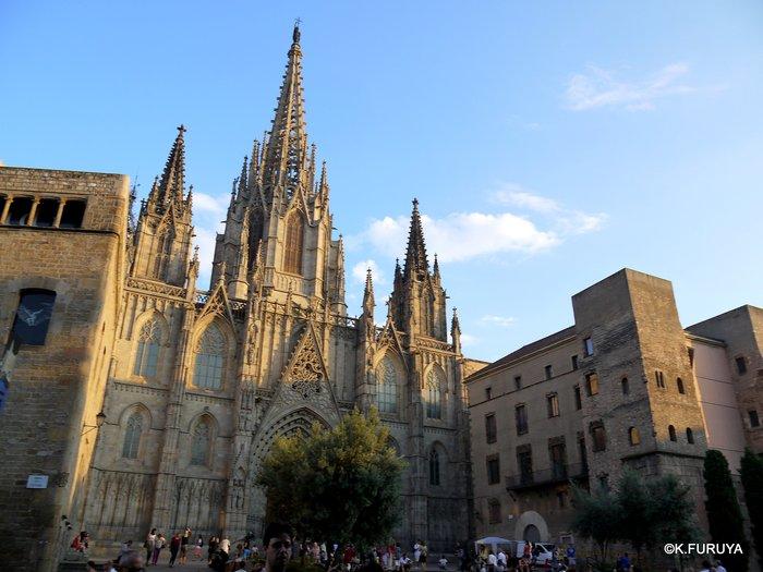 スペイン旅行記 20  バルセロナのモデルニスモ建築_a0092659_22223796.jpg