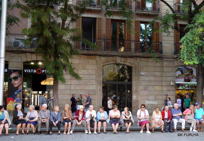 スペイン旅行記 20  バルセロナのモデルニスモ建築_a0092659_22291576.jpg