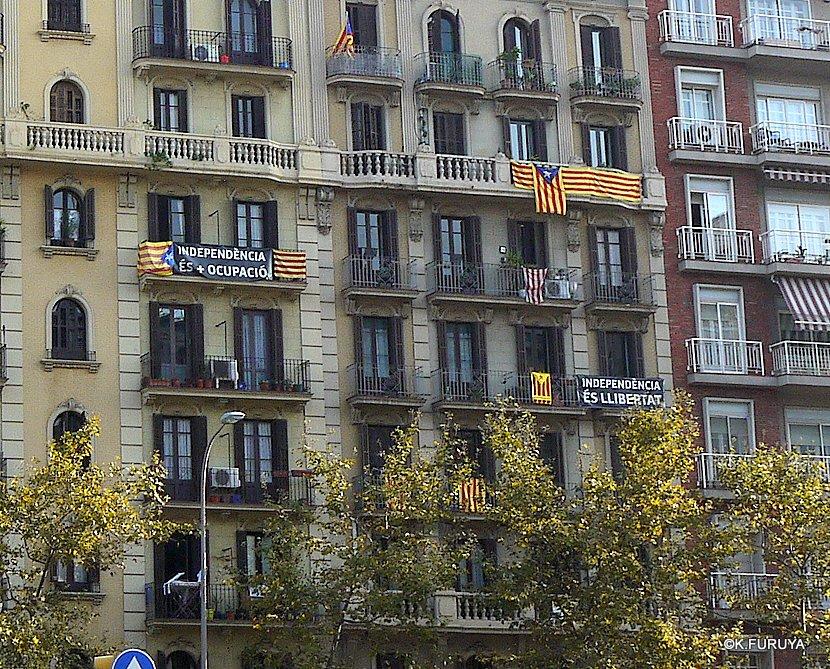 スペイン旅行記 20  バルセロナのモデルニスモ建築_a0092659_2251625.jpg