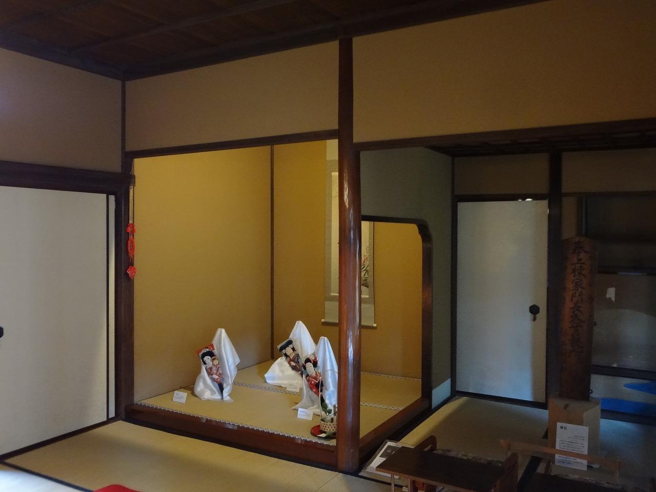 和風建築の魅力あふれるお屋敷│旧安田楠雄邸見学_b0274159_11273745.jpg