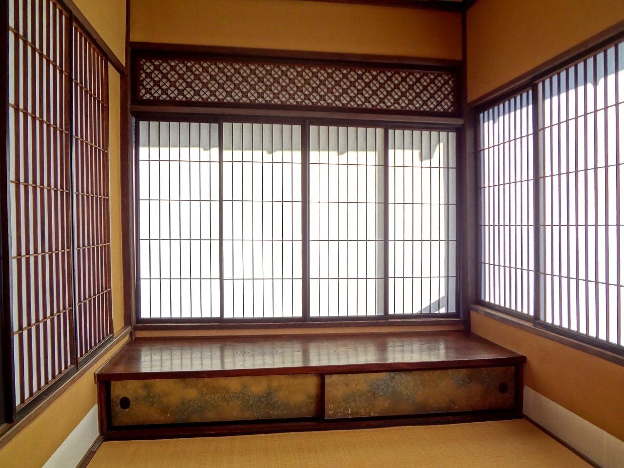 和風建築の魅力あふれるお屋敷│旧安田楠雄邸見学_b0274159_12384275.jpg