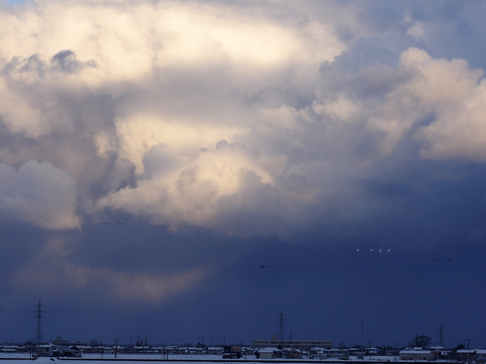 雪雲を飛ぶ_e0214470_19564979.jpg