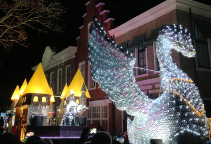 長崎ハウステンボス 光のクリスマスコンサートありがとう!_e0261371_15003878.jpg
