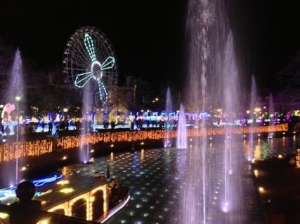 長崎ハウステンボス 光のクリスマスコンサートありがとう!_e0261371_15010637.jpg