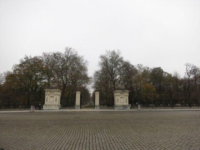 ブリュッセル市街、王宮など_e0233674_11542465.jpg