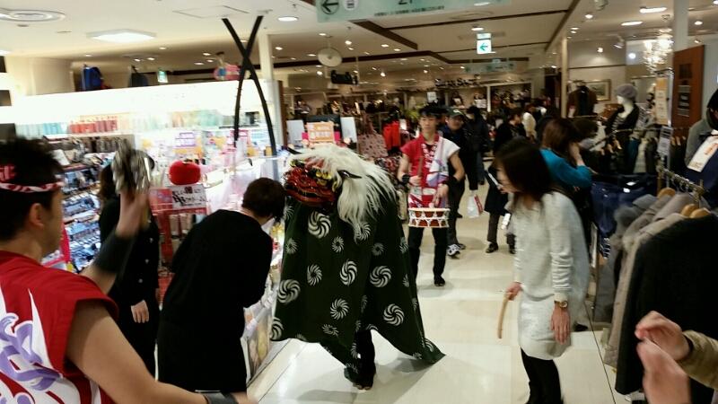 平成27年 京急久里浜ウイングHana店 初売り_d0092901_22322384.jpg