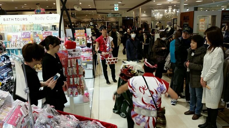 平成27年 京急久里浜ウイングHana店 初売り_d0092901_22332143.jpg