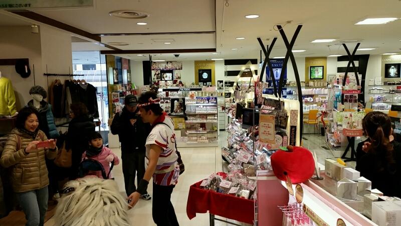 平成27年 京急久里浜ウイングHana店 初売り_d0092901_2233511.jpg