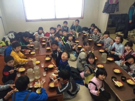 キッズキャンプ2日目の様子_f0101226_22491853.jpg