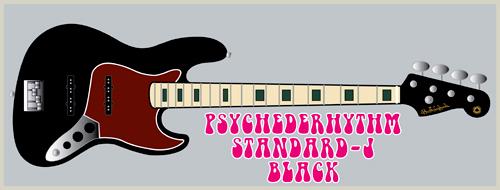 メイプル指板で「BlackのStandard-J」を2本発売。_e0053731_1357154.jpg