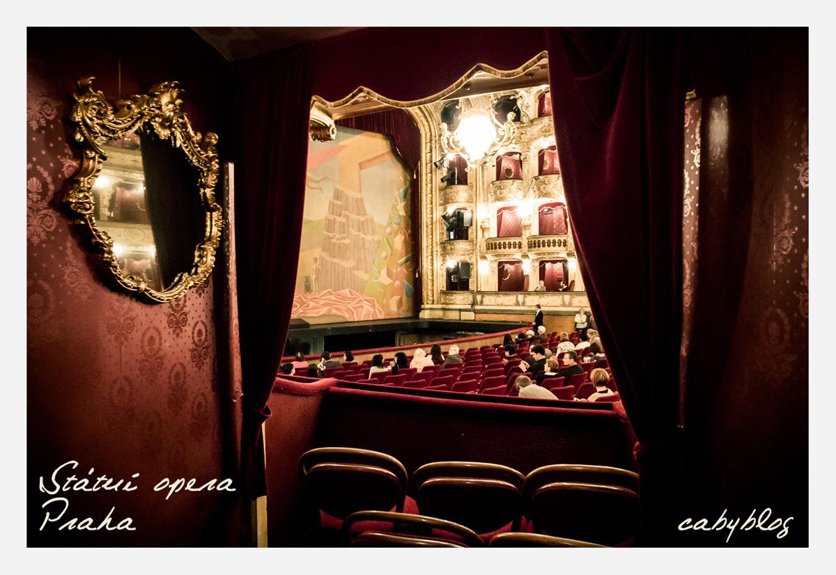 プラハ国立歌劇場にてオペラを観る_b0127032_118373.jpg