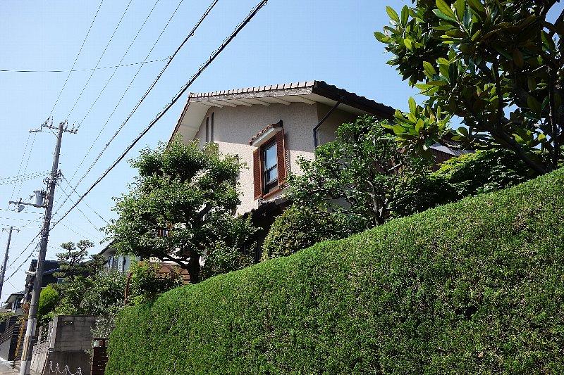 千里丘の住宅街を歩く_c0112559_83517100.jpg