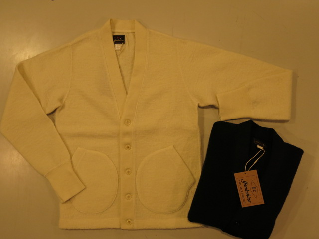"""YANKSHIRE KNITED WORSTED CARDIGAN\""ってこんなこと。_c0140560_12101110.jpg"