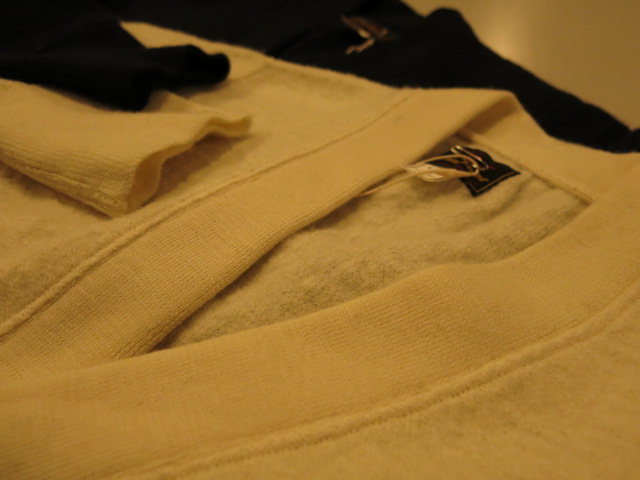 """YANKSHIRE KNITED WORSTED CARDIGAN\""ってこんなこと。_c0140560_12122296.jpg"