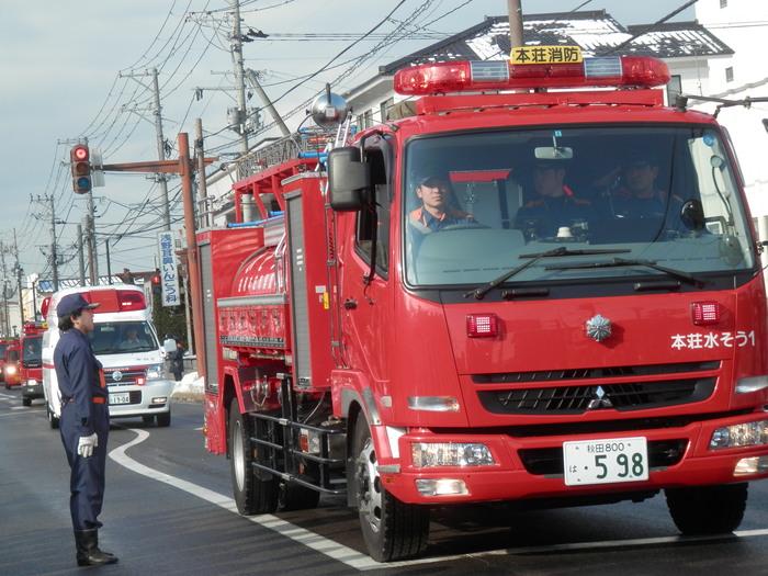 平成27年 1月 5日消防出初め式_b0084826_9171267.jpg