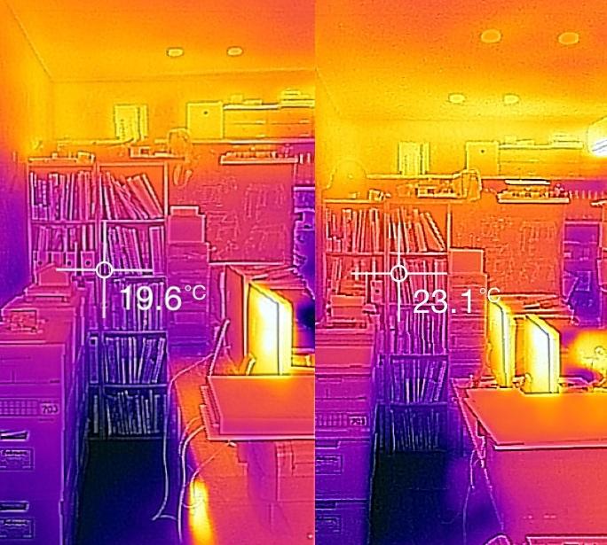 事務所の温熱環境改善 その1 サーキュレーターを買ってみた。_f0165030_17584763.jpg