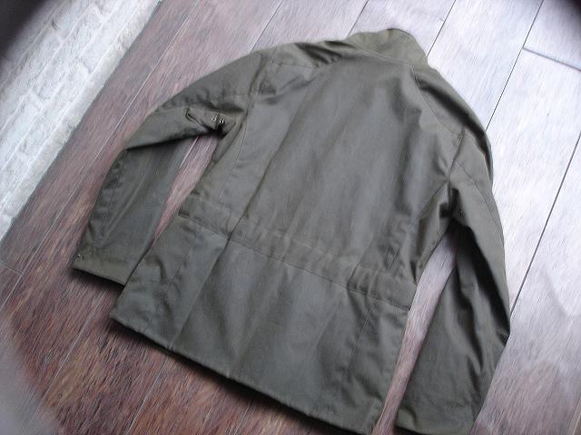 "NEW : HACKETT LONDON [WAX RALLY JKT] \""The British Millerain®\"" Fabric !!_a0132147_20474192.jpg"