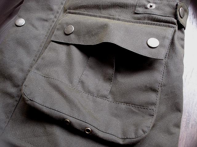 "NEW : HACKETT LONDON [WAX RALLY JKT] \""The British Millerain®\"" Fabric !!_a0132147_20483989.jpg"