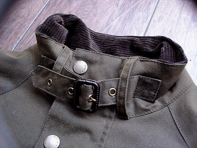 "NEW : HACKETT LONDON [WAX RALLY JKT] \""The British Millerain®\"" Fabric !!_a0132147_20513569.jpg"