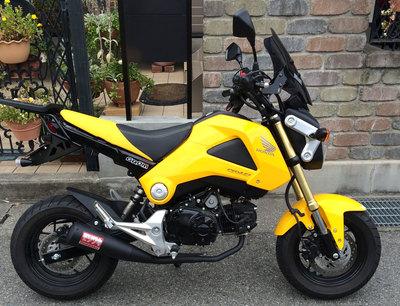 GROM用バイクザシート完成品販売します_e0114857_048924.jpg