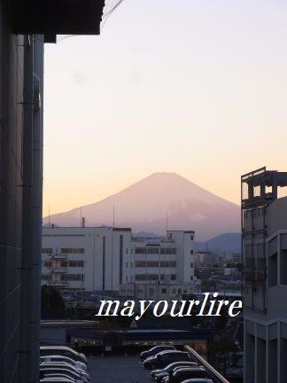 富士山と海_d0169179_024642.jpg