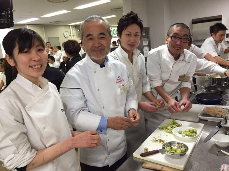 料理王国主催 シェフ新年交流会_c0119937_205396.jpg
